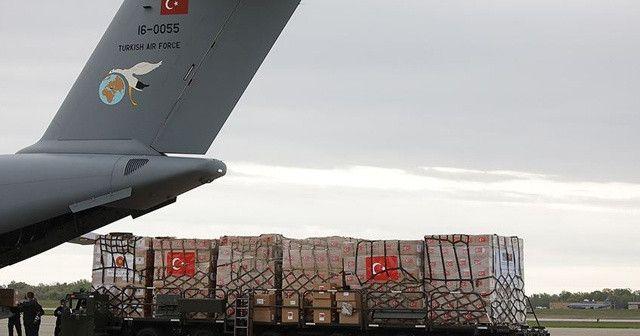 ABD'den tıbbı yardım için Türkiye'ye bir teşekkür daha