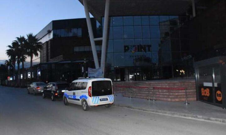 Son dakika haberi: İzmir'de AVM'ye silahlı saldırı