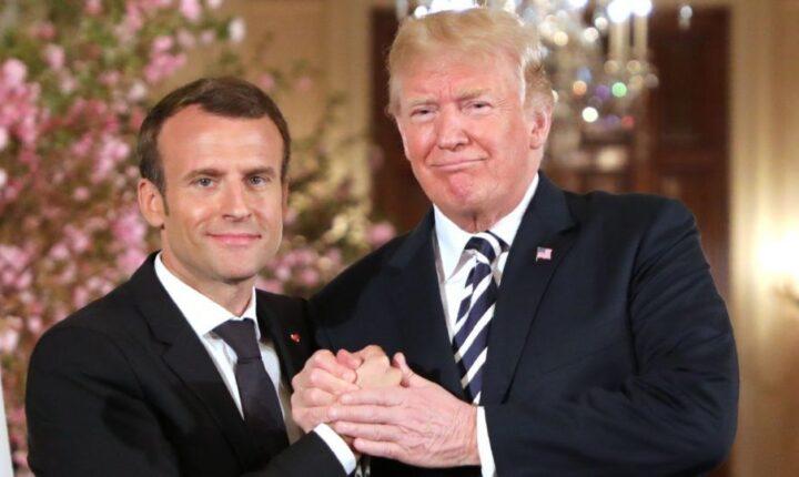 """Trump ve Macron'dan """"Libya'daki gerginliğin bir an önce azaltılması"""" vurgusu"""