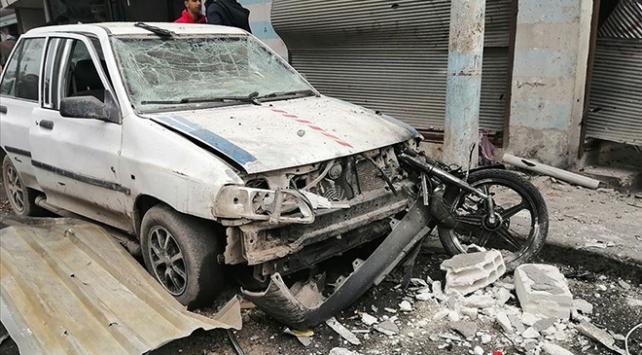 Cerablus'ta bombalı saldırı: 2 yaralı