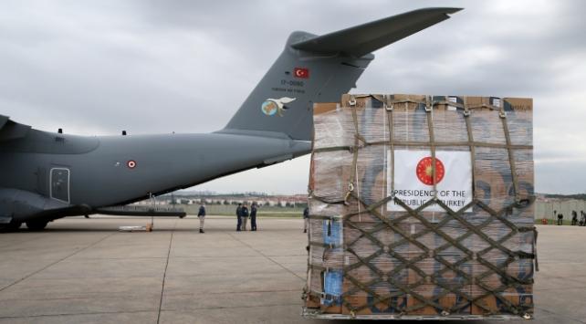DSÖ'den Türkiye'ye övgü: Yardımlar dayanışmanın güzel bir örneğidir