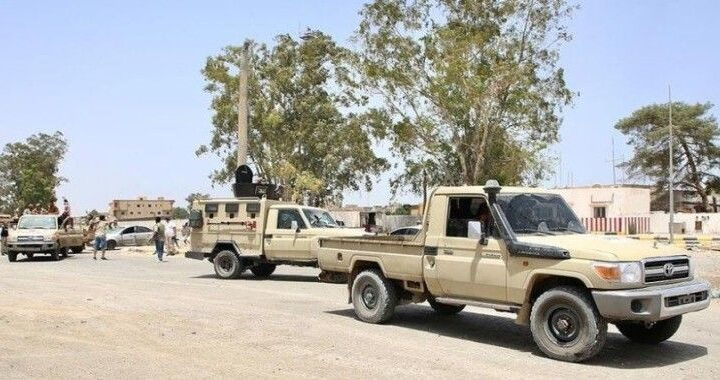 Libya ordusu, kuşatmaya aldığı Terhune kentinde Hafter'e bağlı milis liderini yakaladı