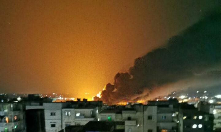 EL BAB'da HAİN TERÖR SALDIRISI bir araca yerleştirilen bomba sonucu patlama meydana geldi.
