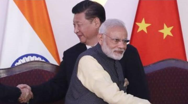 Hindistan ve Çin arasındaki gerilim