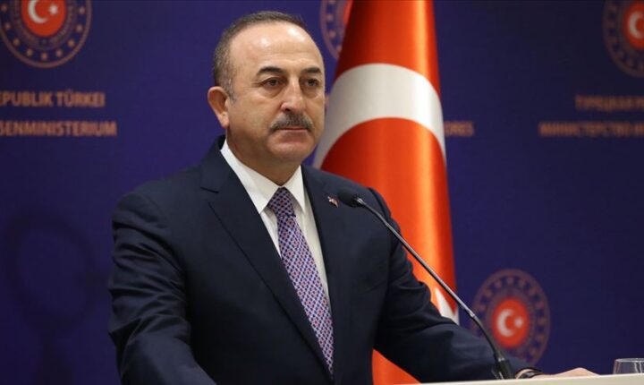 Çavuşoğlu: Hafter kaybetmeye mahkum
