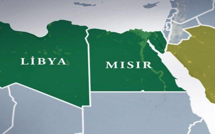 Libya hükümetinden Mısır'ın askeri müdahale tehdidine sert tepki