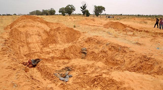 [Libya'da toplu mezarların bulunduğu Terhune vilayeti