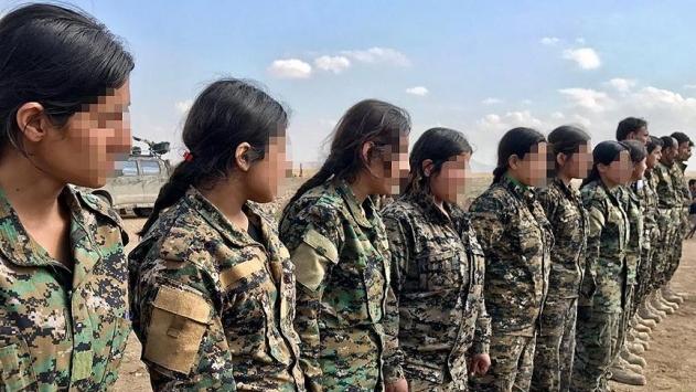 Terör örgütü PKK Suriye'de kimsesiz çocukları batağına çekmek için ekip kurmuş