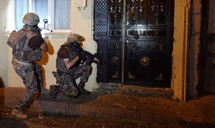 Yurt genelinde bir haftada uyuşturucu operasyonlarında 2 bin 651 şüpheli yakalandı