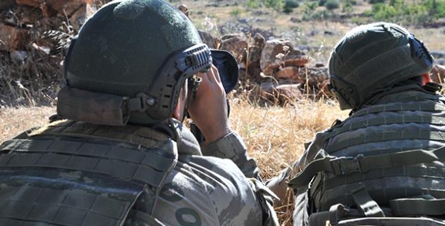 Suriye'den Türkiye'ye sızmaya çalışan PKK/YPG terör örgütü ile bağlantılı bir şüpheli yakalandı.