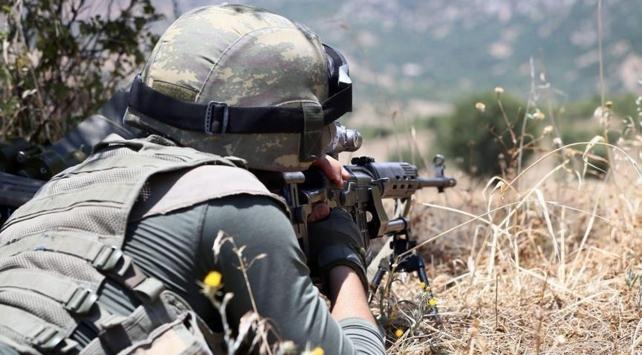 İçişleri Bakanlığı, Şırnak Cudi Dağı bölgesinde 2 teröristin etkisiz hale getirildiğini duyurdu.