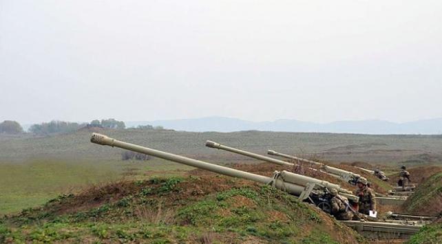 Ermenistan ordusunun insani amaçlı geçici ateşkese rağmen düzenlediği saldırıların, Azerbaycan ordusunca önlendiği bildirildi.
