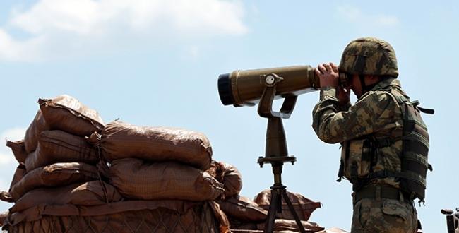 Barış Pınarı ve Fırat Kalkanı bölgelerine sızma ve saldırı girişiminde bulunan 5 terörist etkisiz hale getirildi.