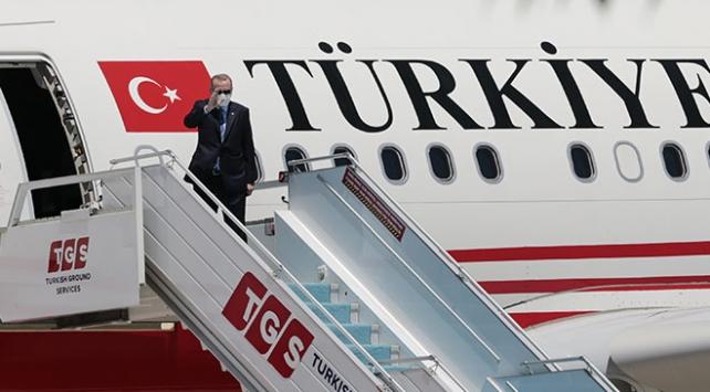 Cumhurbaşkanı Recep Tayyip Erdoğan, Kuveyt ve Katar'a günübirlik ziyaret gerçekleştiriyor.