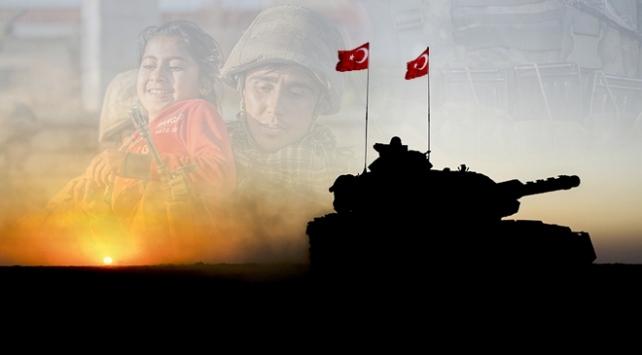 Türkiye, güney sınırına yönelik terör tehdidini bertaraf etmek için tam bir yıl