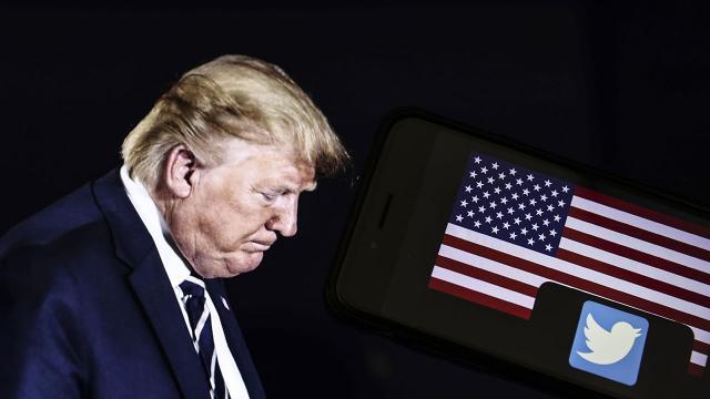 ABD Başkanı Trump, Twitter'ın kişisel hesabını askıya almasından sonra kendi sosyal medya hesabını kuracağını açıkladı.