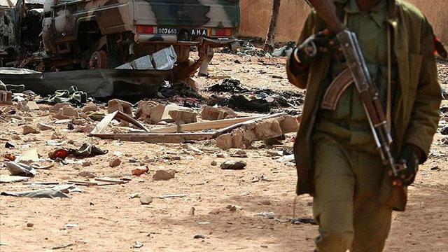 Mali'de terör saldırısı: 6 asker öldü