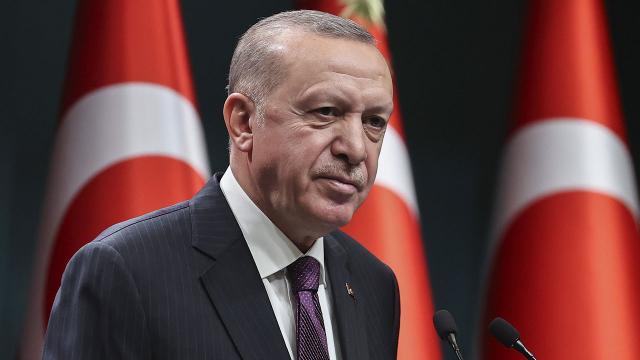 Cumhurbaşkanı Erdoğan, saldırıya uğrayan geminin kaptanı ile görüştü