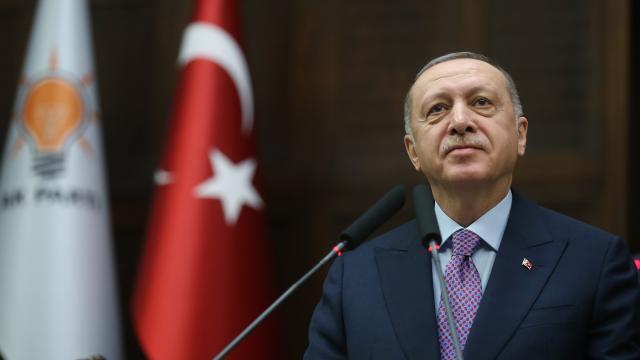 Türkiye Cumhuriyeti Cumhurbaşkanı Erdoğan'a sosyal medyadan büyük destek