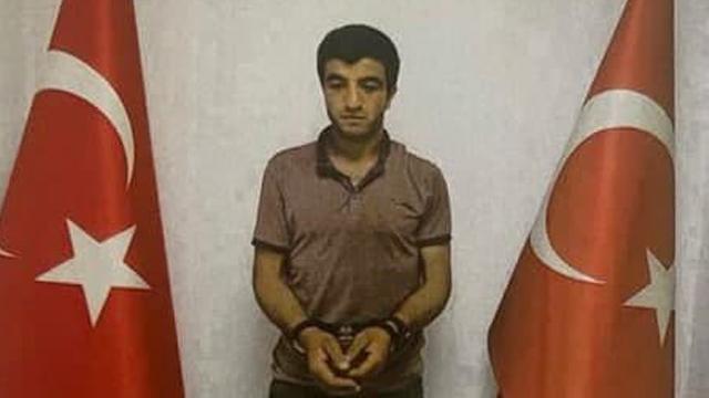 MİT destekli operasyonla yakalanan PKK'lı tutuklandı