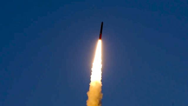 Yeşil Bölge'ye roketli saldırı